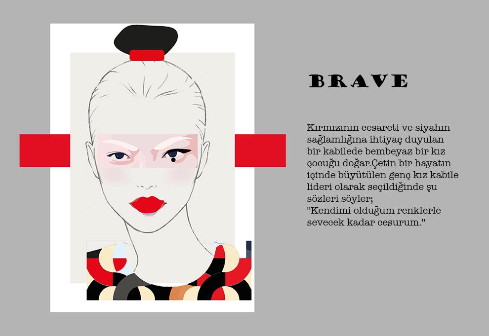Brave Özel Tasarım Bikini Hikayesi
