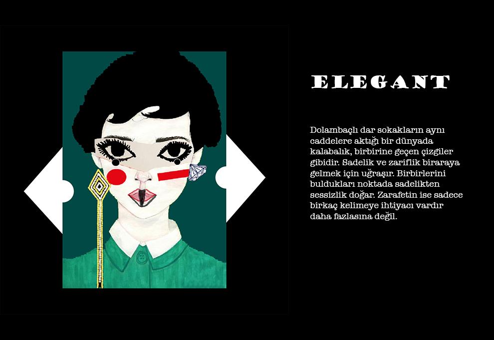 Elegant Hikayesi
